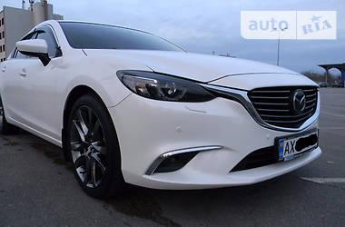 Mazda 6 PREMIUM SR + NAVI 2015