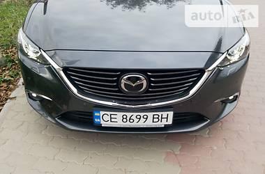 Mazda 6 PREMIUM (+NAVI) 2015