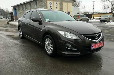 Mazda 6 Restailing  2011