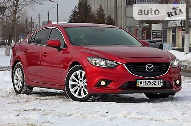 Mazda 6 Premium 2013