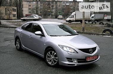 Mazda 6 2.5 SPORT LUXURY 2008