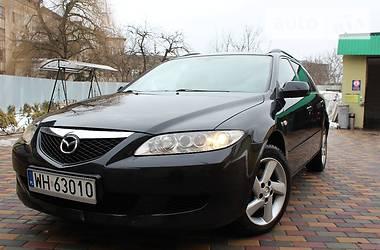 Mazda 6 IDEAL  2004