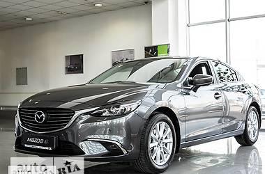 Mazda 6 2.0 МT (165 л.с.) Dr 2016