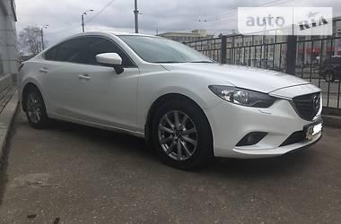 Mazda 6 2.5 PREMIUM 2012