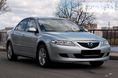 Mazda 6 1.8 2002