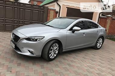 Mazda 6 Restyling 2016