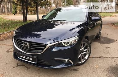 Mazda 6 PREMIUM SR 2016