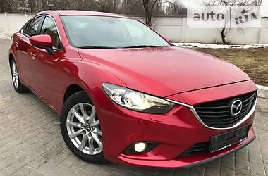 Mazda 6 2.5 SKYACTIVE TECHNO 2013