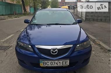 Mazda 6 2.0i 2002