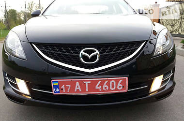 Mazda 6 2.5 LUXURY GAZ-BRC 2010