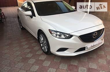 Mazda 6 2.5 sky activ 2013