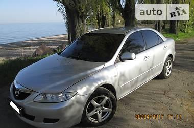 Mazda 6 2.3 2002