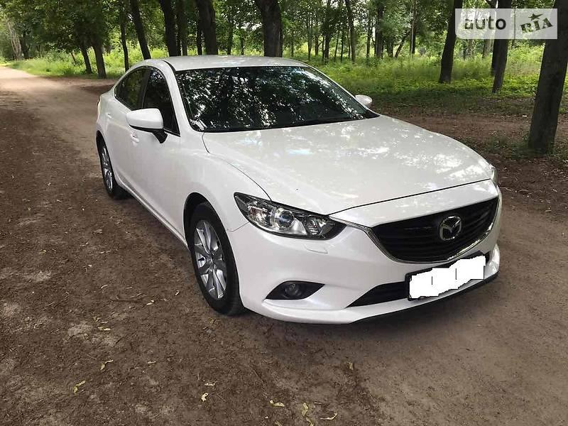Mazda 6 2015 року