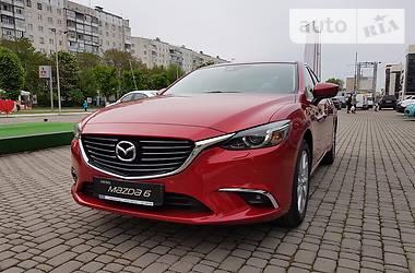 Mazda 6 Restyle 2016