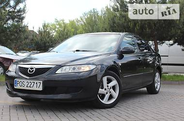 Mazda 6 IDEAL SHADOW LINE 2005
