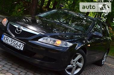 Mazda 6 BLACK EDITION IDEAL 2005