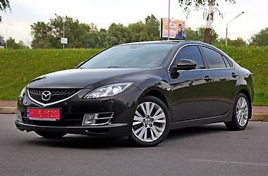 Mazda 6 Black Pearl 2009
