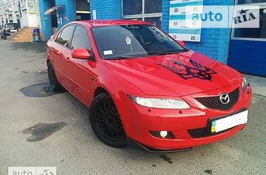 Mazda 6 Sport Liftback 2.3 2004