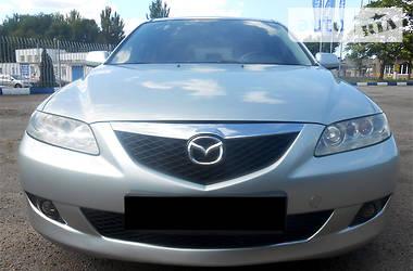 Mazda 6 2.0 АТ  2003