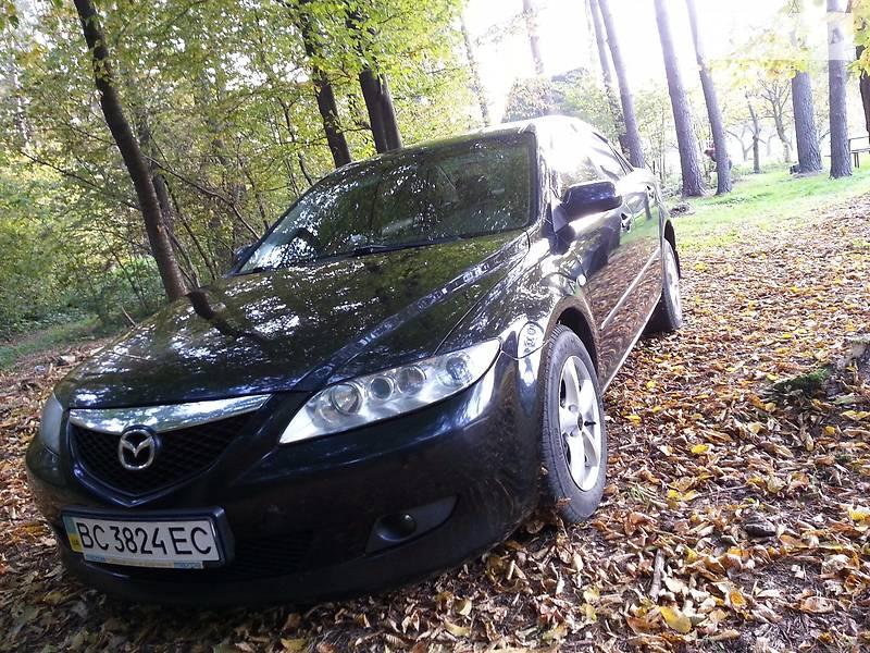 Mazda 6 2004 року