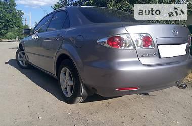 Mazda 6 GAZ EVRO 4 2003