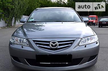 Mazda 6 2.0 MT 2003