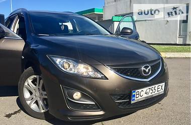 Mazda 6 LIFT 2011