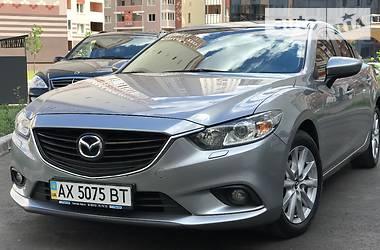 Mazda 6 SKYACTIV technology 2015