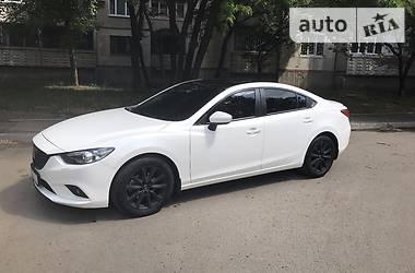 Mazda 6 Premium 2015