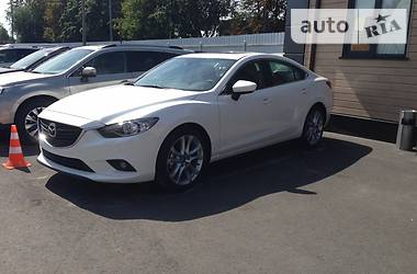 Mazda 6 2.5 TOURING 2014