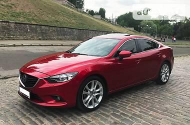 Mazda 6 Premium+NAVI 2014