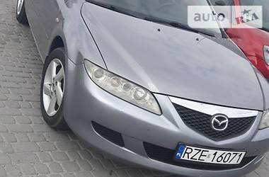 Mazda 6 2.0 ТДИ 2003
