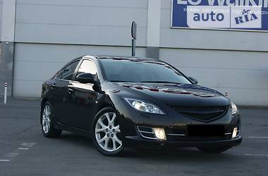 Mazda 6 2.5 LUXURY 2009