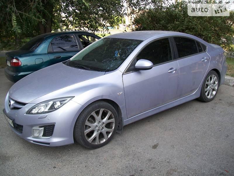 Mazda 6 2009 года