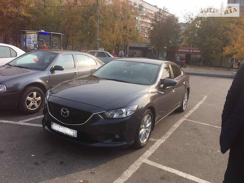 Mazda 6 2013 року