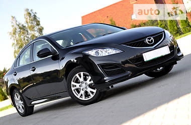 Mazda 6 2.2 TURBO IDTEC 2012