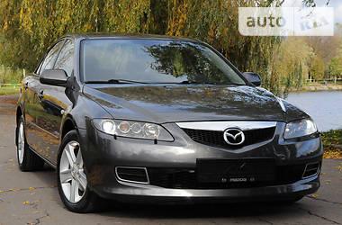 Mazda 6 2.0 automat 2008