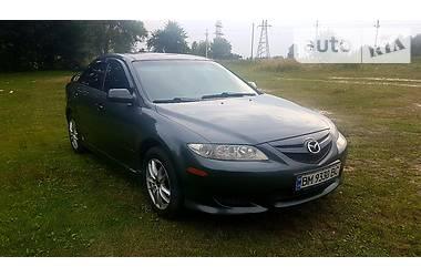 Mazda 6 2.3 2005