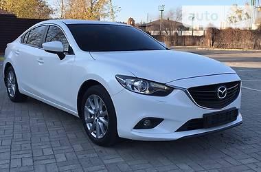 Mazda 6 Europa 2013