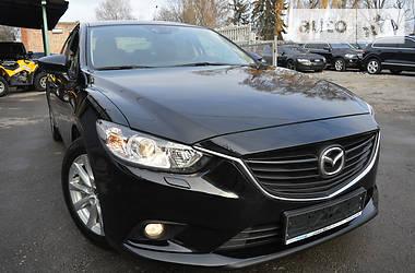 Mazda 6 Skyactive 2014