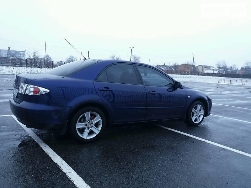 Mazda 6 2005 года