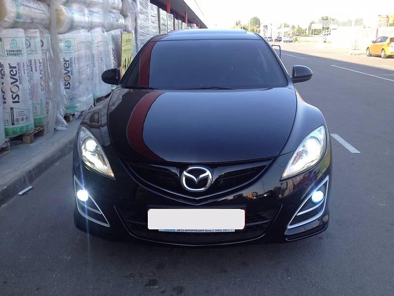 Mazda 6 2010 года