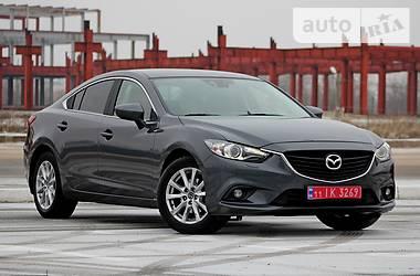 Mazda 6 2.5 Europe 2013
