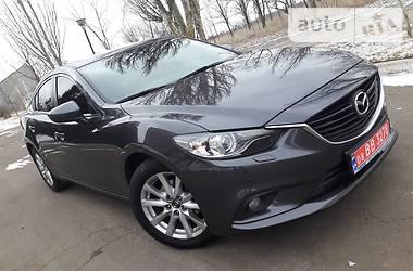 Mazda 6 2.5 SkyActiv 2014