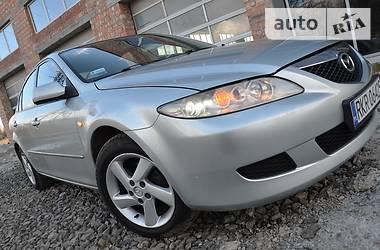 Mazda 6 AVANGART LIFT KLAS 2005