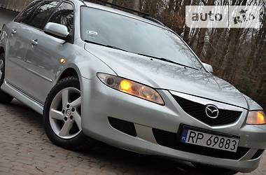 Mazda 6 GERMAN IDEAL FULL  2005