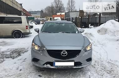 Mazda 6 Drive 2015