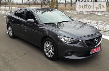 Mazda 6 2.5 Europa 2014