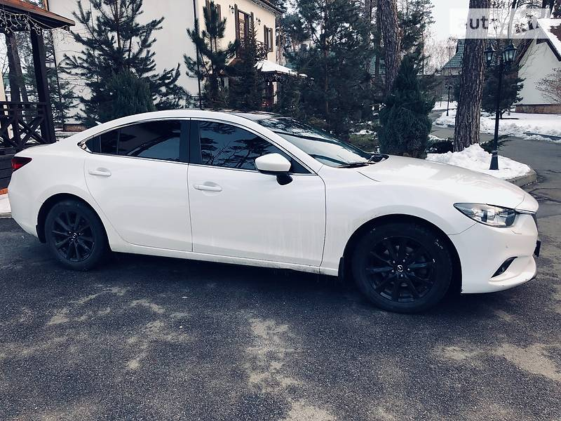 Mazda 6 2014 року