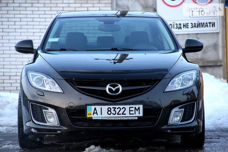 Mazda 6 2008 року